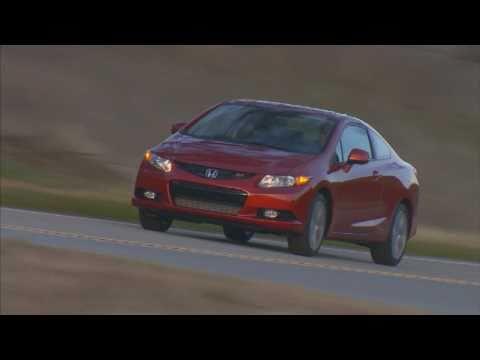2012 Honda Civic - First Drive