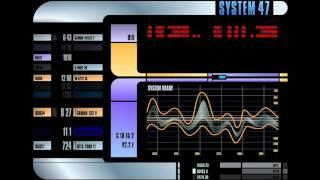 getlinkyoutube.com-Star Trek The Next Generation LCARS Display Screensaver 10 Hours