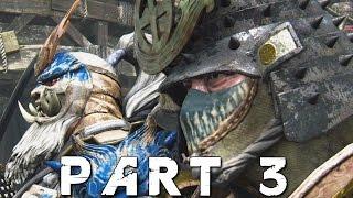 getlinkyoutube.com-FOR HONOR Samurai Campaign Walkthrough Gameplay Part 3 - Ayu