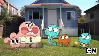The Amazing World of Gumball - The Bumpkin (Preview) Clip 1