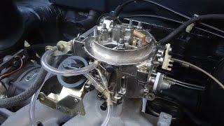 getlinkyoutube.com-Saura - Tonelização do carburador 2E - Veneno de Montevidéu