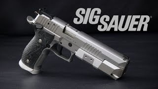 getlinkyoutube.com-Review: Sig Sauer X6 X5 Supermatch - Not your dad's P226