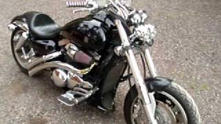 Kawasaki VN1500 Mean Streak - Custom