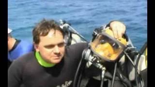 Dan Describes How Diveheart's Scuba Training Benefits the Visually Impaired