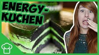 ENERGY-DRINK-KUCHEN DIY// Kupferfuchs Backstube ⚠