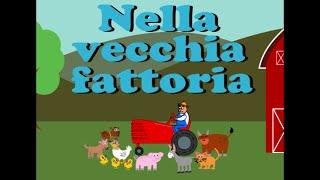 getlinkyoutube.com-Nella Vecchia Fattoria   Canzoni per Bambini