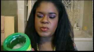 getlinkyoutube.com-Grow Longer Hair With Dominican Hair Products /Black Girls Can Grow Long Hair