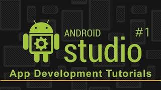 getlinkyoutube.com-Android Studio App Development | First App Project | Part 1