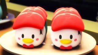 getlinkyoutube.com-Sushi Carnival   A Tsum Tsum short   Disney