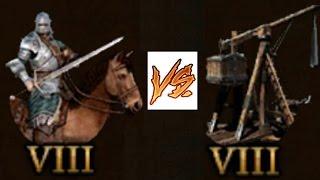 getlinkyoutube.com-CLASH OF KINGS TROOP WARS !10K CAV8 VS10K SEIGE 8
