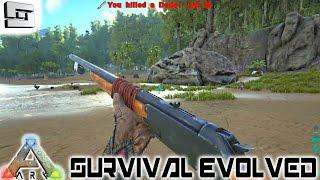 getlinkyoutube.com-ARK: Survival Evolved - GUNS! E10 ( Gameplay )