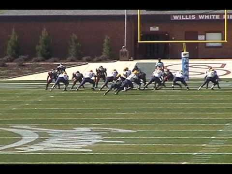 KEVIN HALL 2009 Johnson C. Smith Highlights