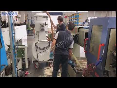 DP RM 500 Yağ ve Sıvı Emiş Makinası