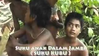 Nikah Orang Kubu jambi