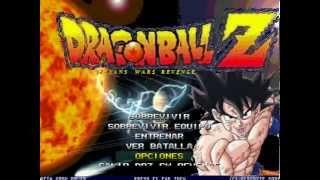 getlinkyoutube.com-mugen dragon ball z saiyan wars revenge v1.02 (2014)