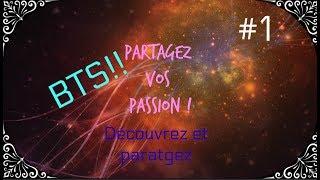 Partagez Vos Passion // BTS – Blood sweat and tears japanese