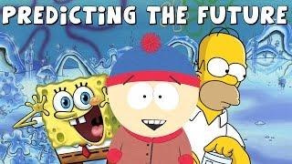 getlinkyoutube.com-When Cartoons Predict the FUTURE...