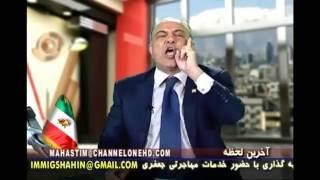 getlinkyoutube.com-پاسخ کوبندهٔ شهرام همایون به محسن نامجو و صدای آمریکا