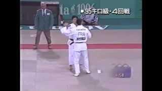 getlinkyoutube.com-中村三兄弟   柔道     (96`アトランタ五輪)