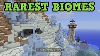 getlinkyoutube.com-Minecraft Top 5 RAREST Biomes in 1.9 / TU31