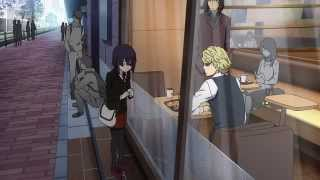 getlinkyoutube.com-Cute little Girl Try To Kill Shizuo.....(Durarara!!x2 Shou)