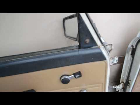 Левая передняя дверь на Москвич