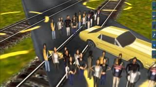 getlinkyoutube.com-[Trainz]:My Zombie Escape Route *WIP*