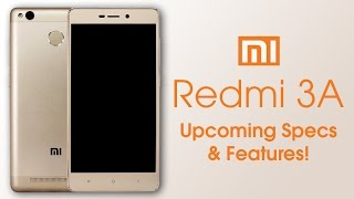 {hindi} MI Redmi 3A with Fingerprint sensor only 6,500 - Red Phone