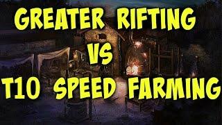 """getlinkyoutube.com-Greater Rifting vs Torment 10 """"Solo Legendary Farming"""" Diablo 3"""