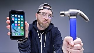getlinkyoutube.com-iPhone 7 - Now Shatter Proof?