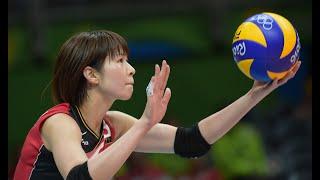 getlinkyoutube.com-木村沙織 Saori Kimura Japan vs USA 2016 Rio Olympic Women's Volleyball Saori's last game for Japan?!