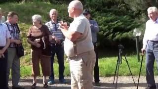 getlinkyoutube.com-Wizyta Związku Pszczelarzy w Wiśle w mojej pasiece