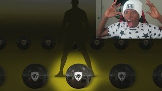 OMG SO MANY AMAZING BLACK BALLS !!- PES 2016 PACK OPENING !!