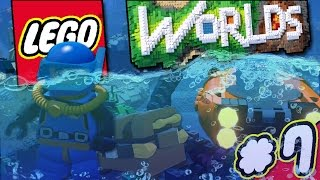 getlinkyoutube.com-IN FONDO AL MAR - UPDATE 2 - Lego Worlds ITA #7