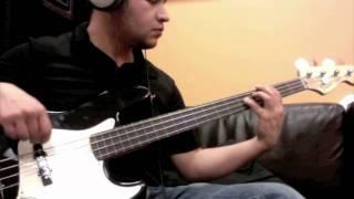 Tu gloria Marco Barrientos Bass tutorial bajo