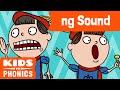ng | Fun Phonics | How to Read | Made by Kids vs Phonics