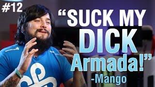 """Suck my dick Armada""  -Mango || Weekly SSBM community highlights #12"