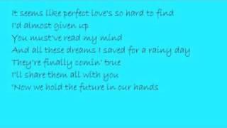Almost Paradise Lyrics