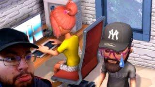 Let´s Play Youtuber's Life 3 Me Quieren Por Interés...