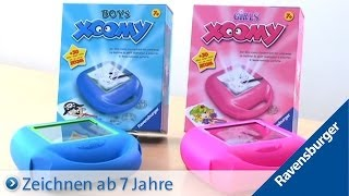 getlinkyoutube.com-Ravensburger Xoomy® Boys and Girls