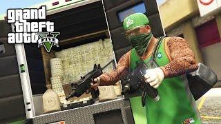 getlinkyoutube.com-GTA 5 Real Life Thug Mod #26 - ROBBING EVERYTHING!! (GTA 5 Mods)