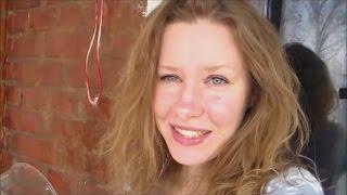 getlinkyoutube.com-Chica rusa habla español: Un poco de primavera y de ruso en Krasnodar, Rusia
