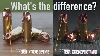 getlinkyoutube.com-Xtreme Penetrator VS. Xtreme Defense - Whats the difference?