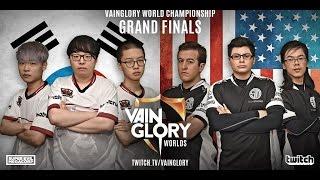getlinkyoutube.com-Team SoloMid (TSM) Vs. Phoenix Armada Full Game 3: Vainglory Worlds 2016 Championships FINALS