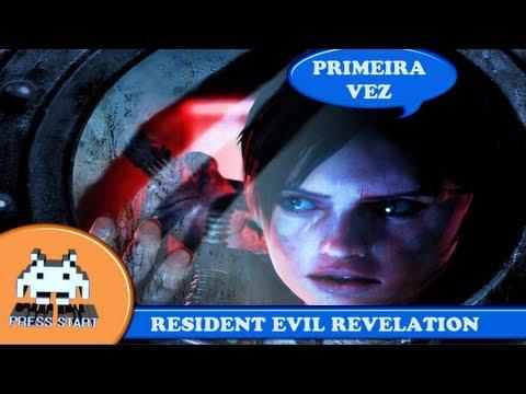 Resident Evil Revelation Primeiras Impressões (Treinando Cachorros(BR)