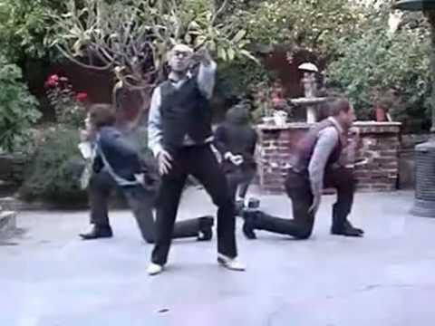 OK Go Dancing X