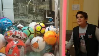 Ecco come vincere alle macchine da gioco palloni