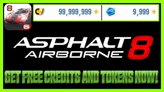 getlinkyoutube.com-Asphalt 8 Get Free Credits And Token Now..Hack For All Devices..