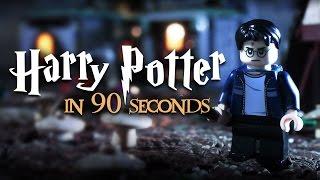 getlinkyoutube.com-LEGO Harry Potter In 90 Seconds