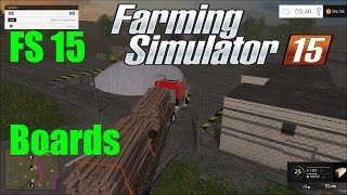 getlinkyoutube.com-Farming simulator 2015 making boards